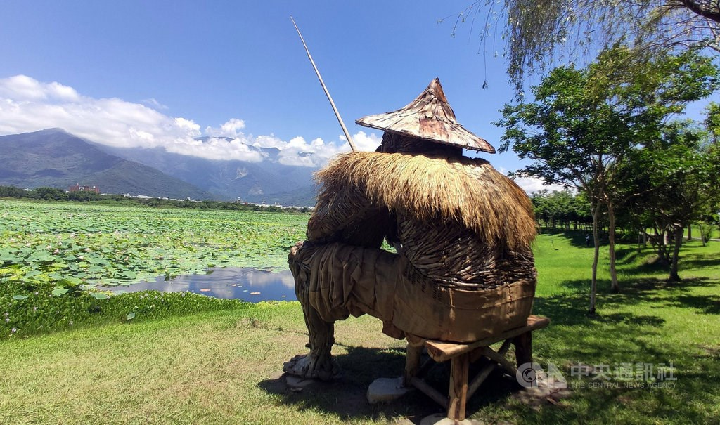 East Rift Valley Land Art Festival opens in Taitung