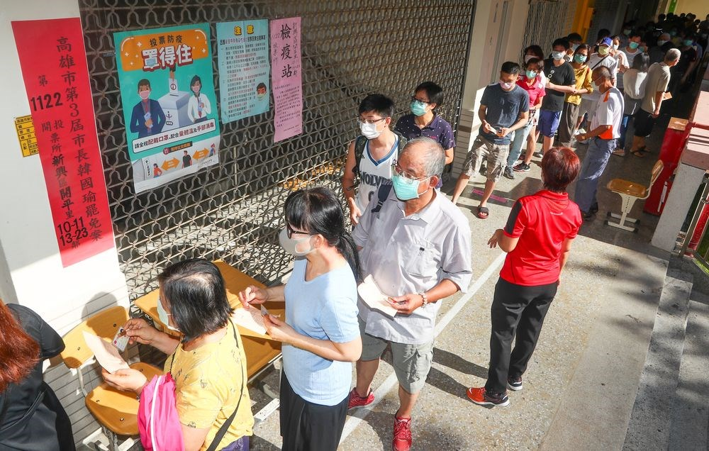 Kaohsiung voters head to polls for mayoral recall