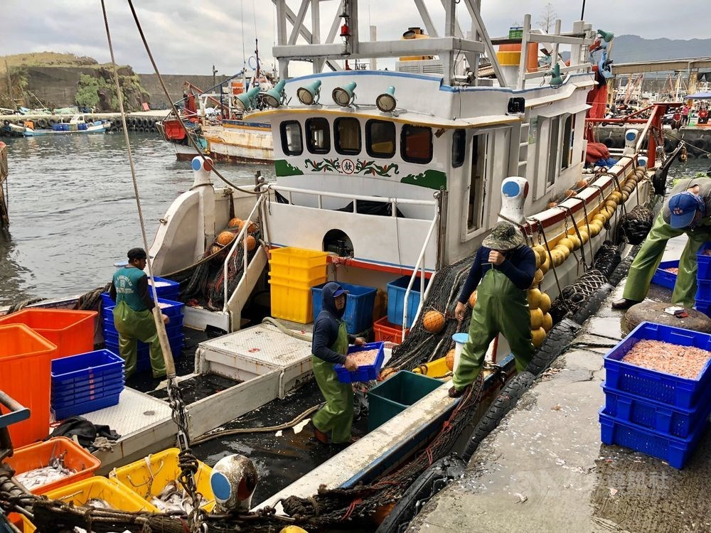 CNA file photo of a Taiwanese fishing vessel for illustrative purpose only.