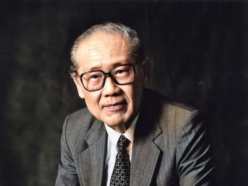 Wang Gungwu (Photo from tang-prize.org)