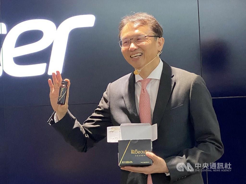 Acer Chairman Jason Chen (陳俊聖)