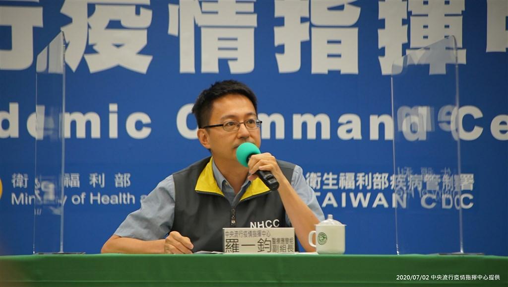 Lo Yi-chun (羅一鈞) / Photo courtesy of the CECC