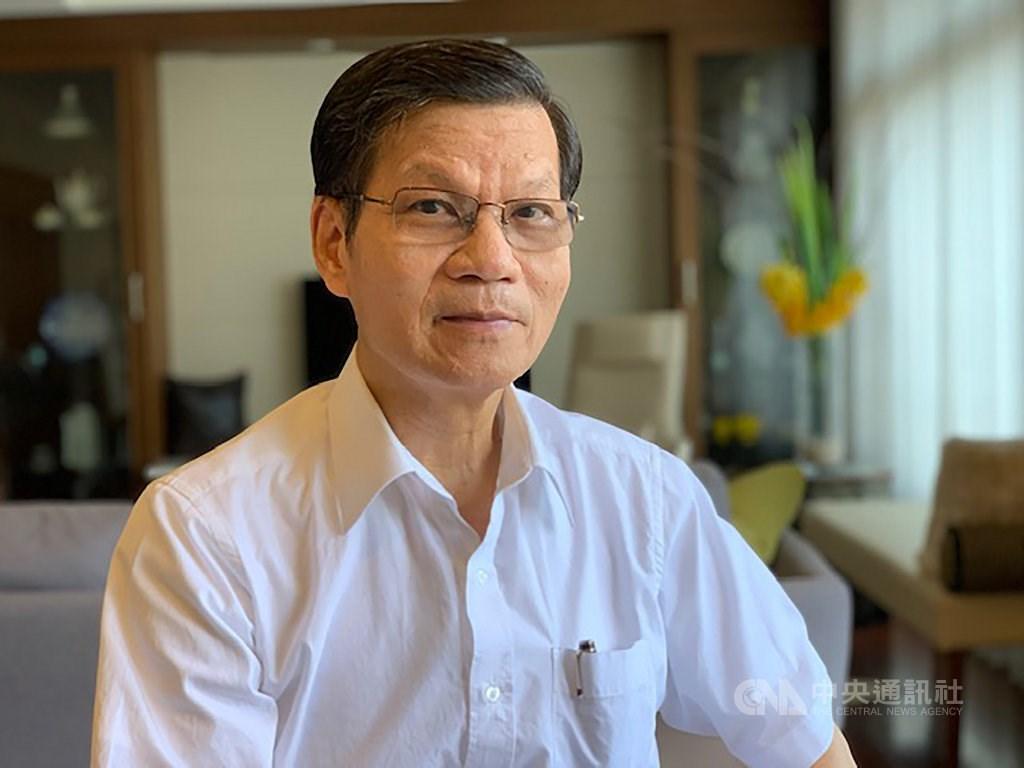 Former Academia Sinica President Wong Chi-huey / CNA photo July 14, 2020