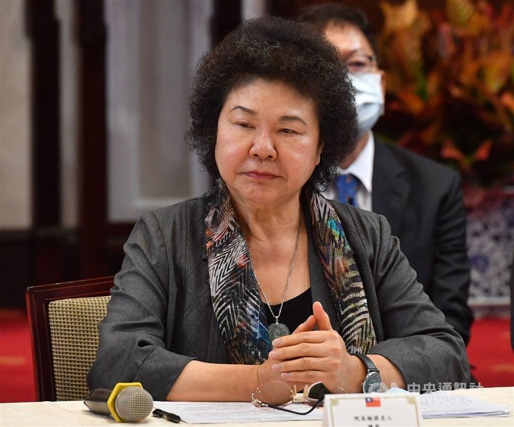 Chen Chu (陳菊) / CNA file photo