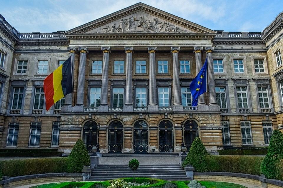 The Belgium parliament / Pixabay image