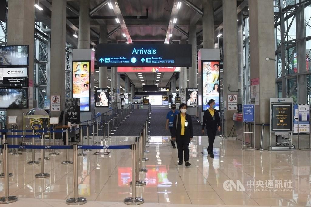 The Suvarnabhumi Airport in Bangkok, Thailand / CNA photo July 27, 2020