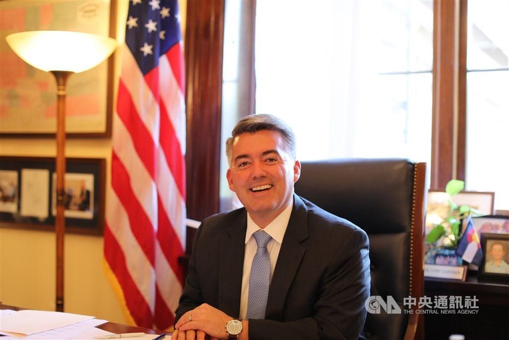 U.S. Senator Cory Gardner / CNA file photo