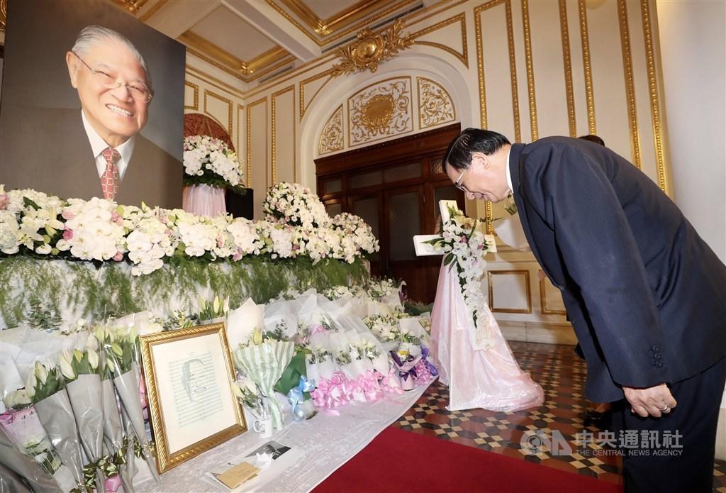 Former President Chen Shui-bian (陳水扁) / CNA photo Aug. 3, 2020