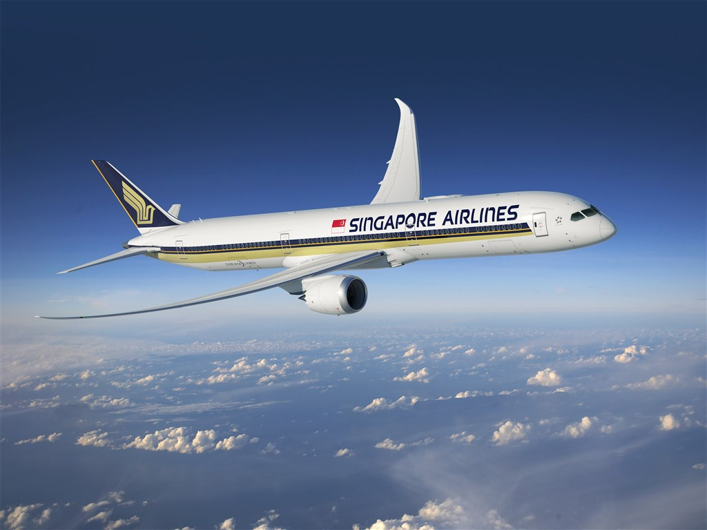 File photo courtesy of Singapore Airlines