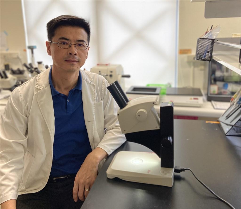 Lin Sung-jan (林頌然) / Photo courtesy of National Taiwan University