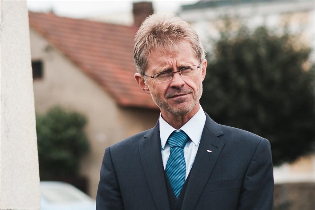 Miloš Vystrčil, president of the Senate of the Czech Republic. Image taken from vystrcil.cz