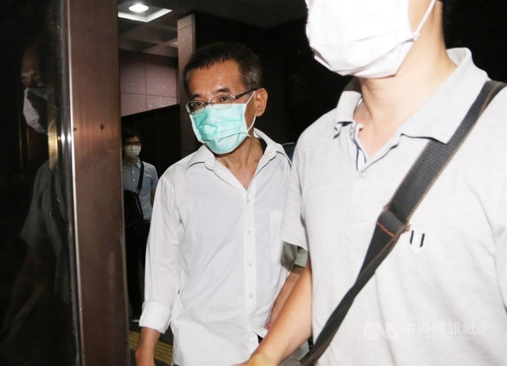 Lee Yi-hsien (李易諴, left) / CNA file photo