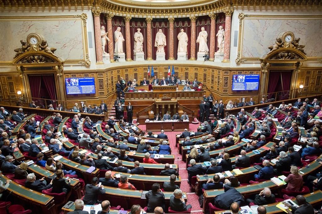 Image taken from the French Senate website: senat.fr