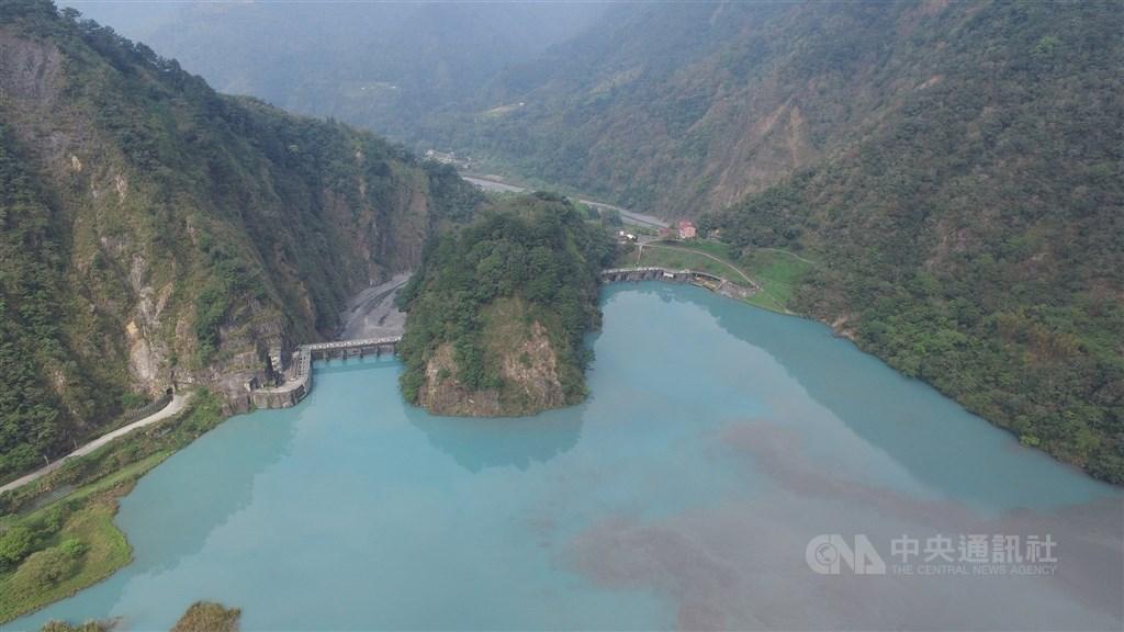 The reservoir located upstream of Lishi Creek. CNA file photo