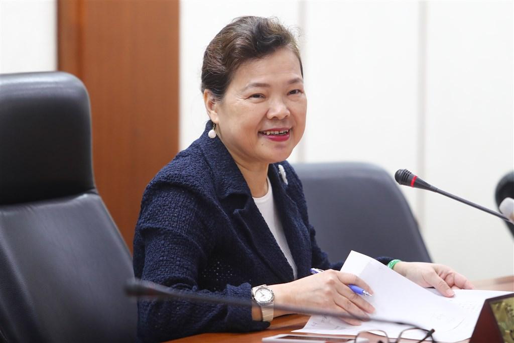 Minister of Economic Affairs Wang Mei-hua/ CNA photo Sept. 20, 2020