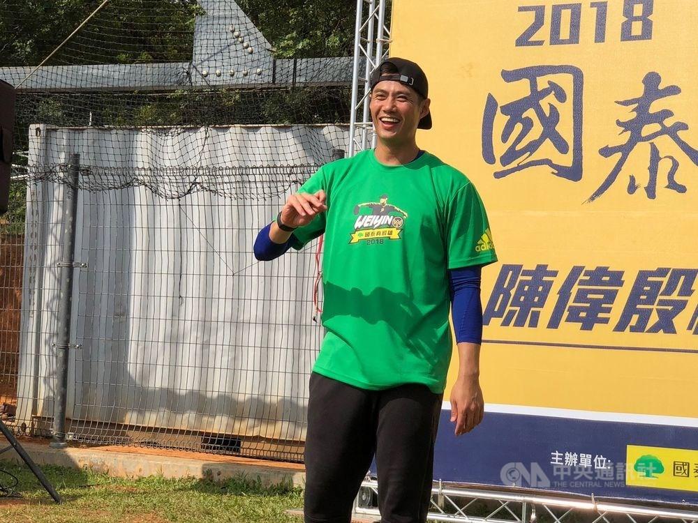 Chen Wei-yin (陳偉殷) / CNA file photo