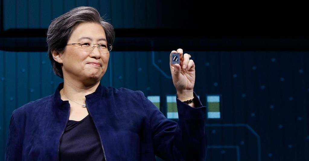 Lisa Su, AMD President and CEOFrom facebook.com/AMD
