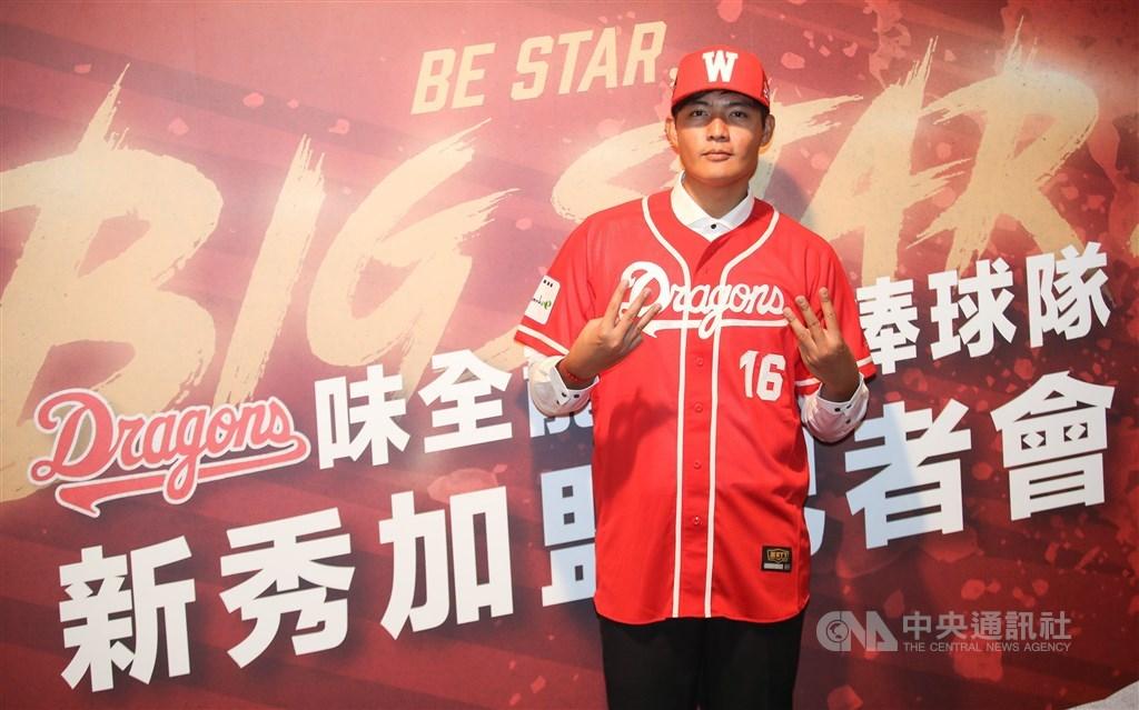 Wang Wei-chung. CNA photo Sept. 23, 2020