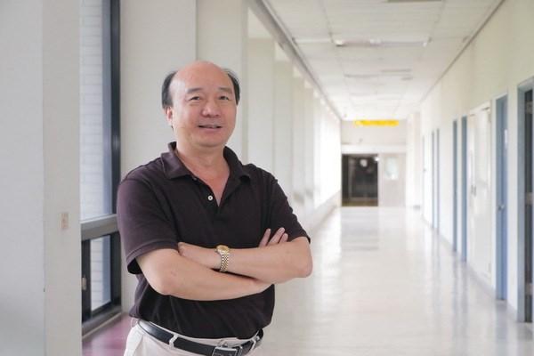 Professor Tsai Shaw-jenq. Photo courtesy of NCKU