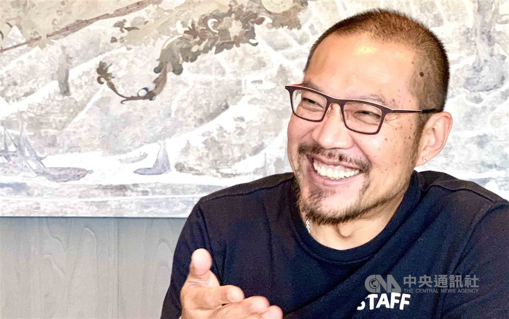 Weiwuying General and Artistic Director Chien Wen-pin. CNA photo Sept. 27, 2020