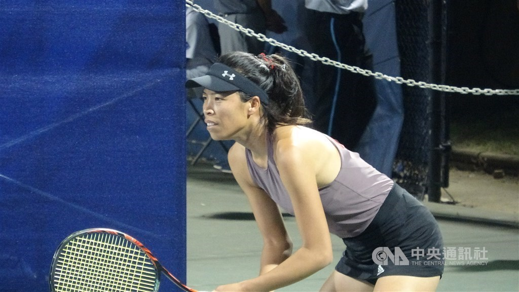 Hsieh Su-wei (謝淑薇) / CNA file photo