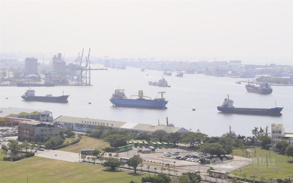 Kaohsiung Harbor. CNA file photo
