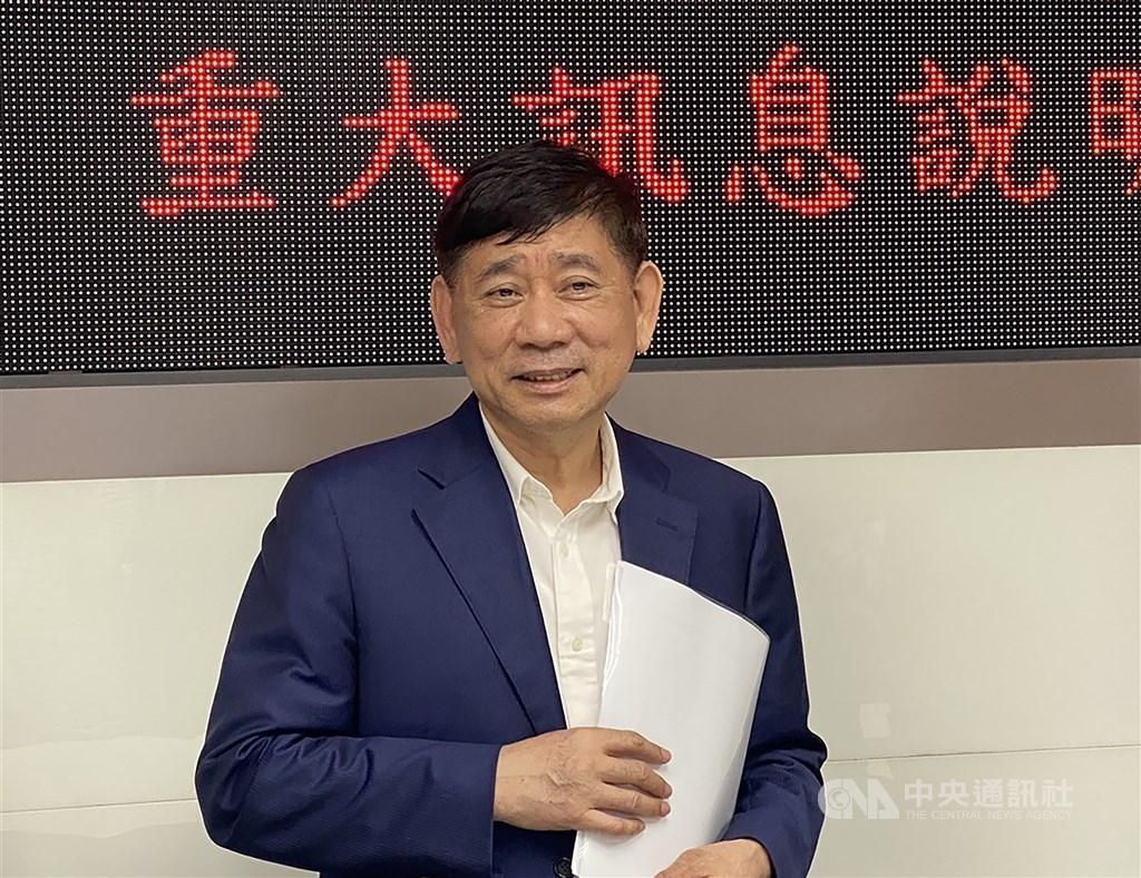 Catcher Technology Chairman Hung Shui-shu (洪水樹) / CNA file photo