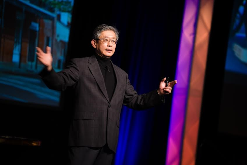 Professor K.J. Ray Liu. Photo from NTU website
