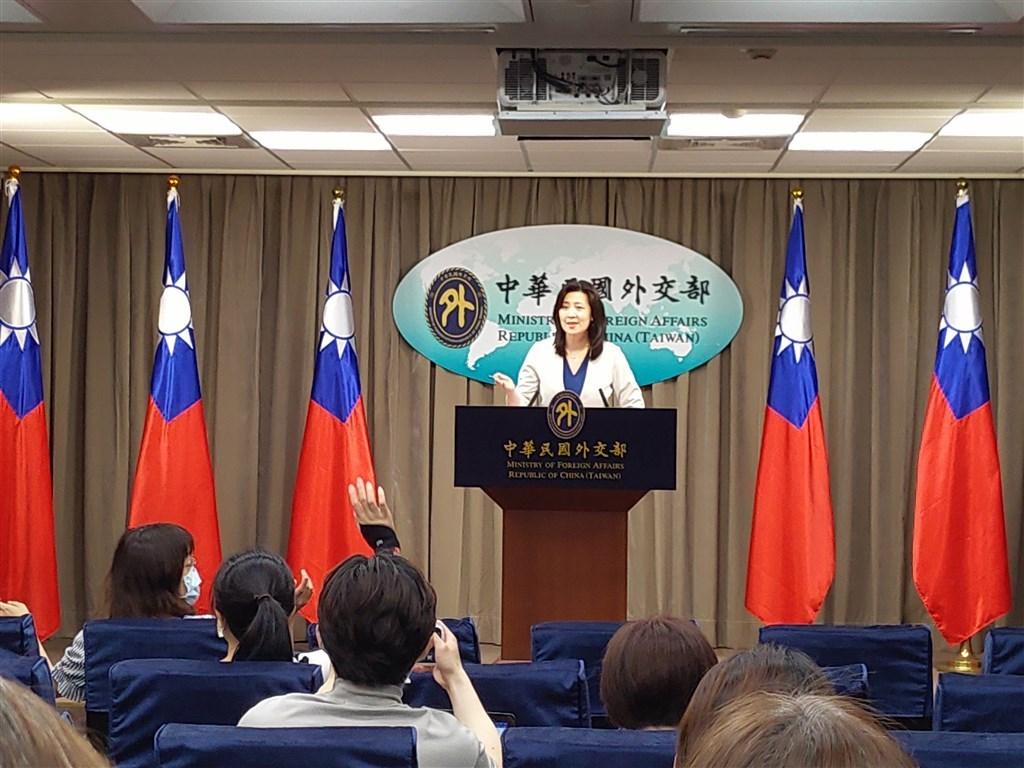 MOFA spokesperson Joanne Ou. / CNA file photo