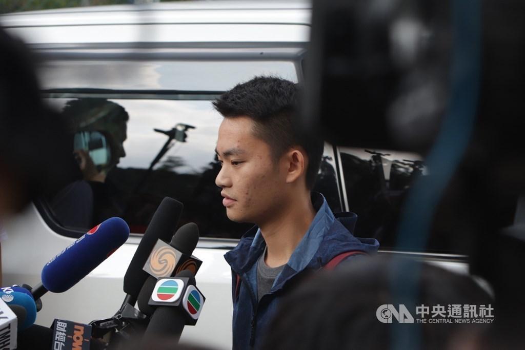 Chan Tong-kai. CNA file photo