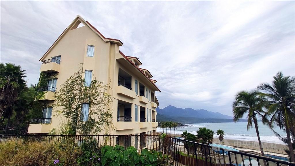 The Miramar Resort Hotel in Taitung County / CNA photo Oct. 24, 2020