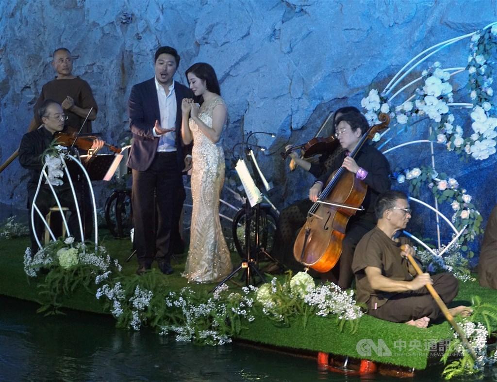 2020 Kinmen Tunnel Music Festival opens