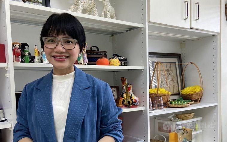 Trần Thi Hoàng Phượng. CNA photo Nov. 15, 2020