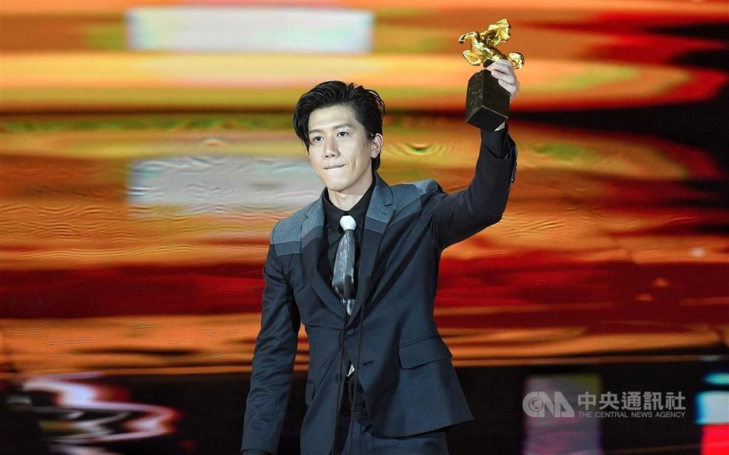 Actor Mo Tzu-yi. CNA photo Nov. 21, 2020