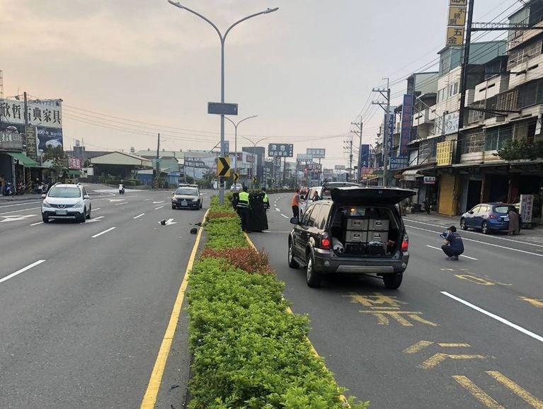 Photo courtesy of Renwu police precinct