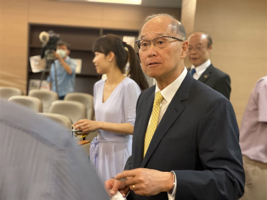 David Lee, Secretary-General of the Presidential Office. CNA file photo