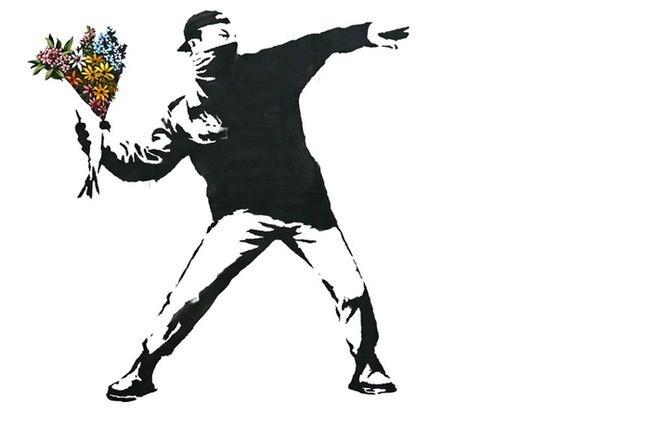 Photo taken from banksy.co.uk