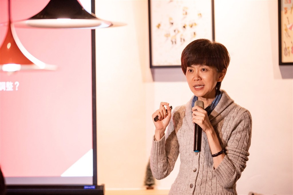 NTCH General and Artistic Director Liu Yi-ruu. Photo courtesy of the NTCH