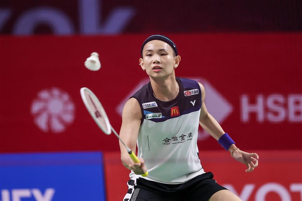 Badminton player Tai Tzu-ying. Photo courtesy of the Badminton Association of Thailand