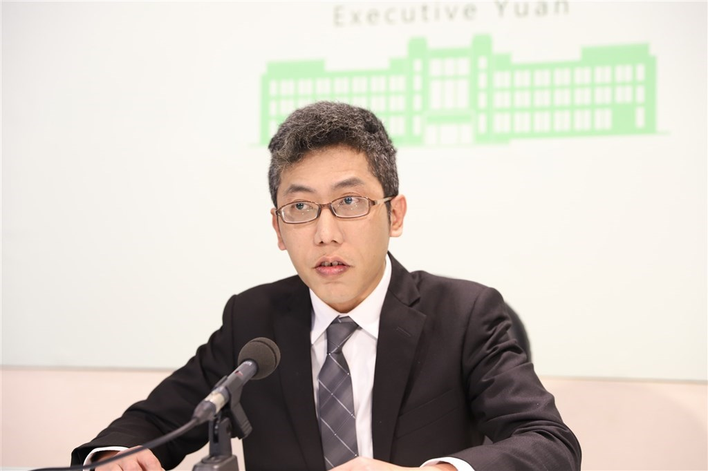 Former Presidential Office spokesman Ting Yun-kung. CNA file photo