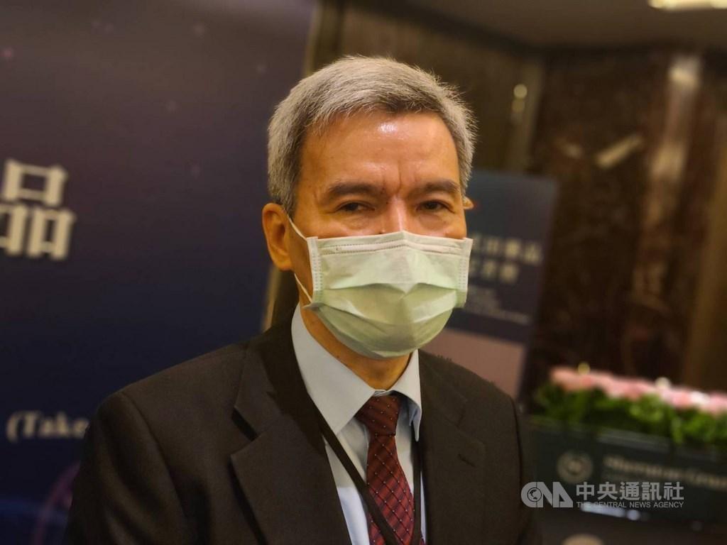NHRI Vice President Sytwu Huey-kang. CNA file photo