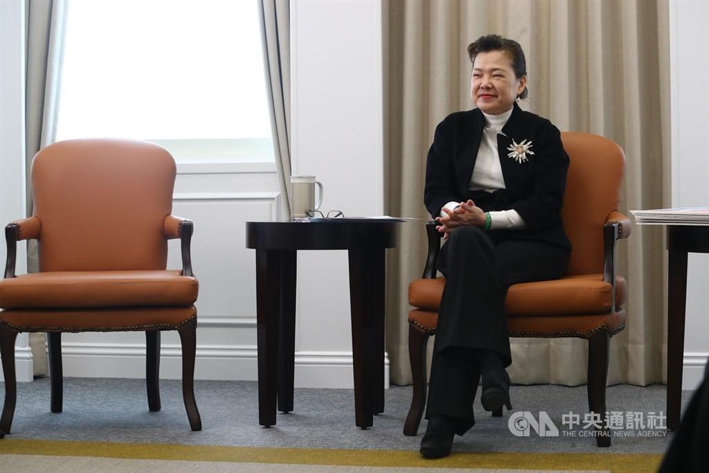 Minister of Economic Affairs Wang Mei-hua (王美花) / CNA file photo