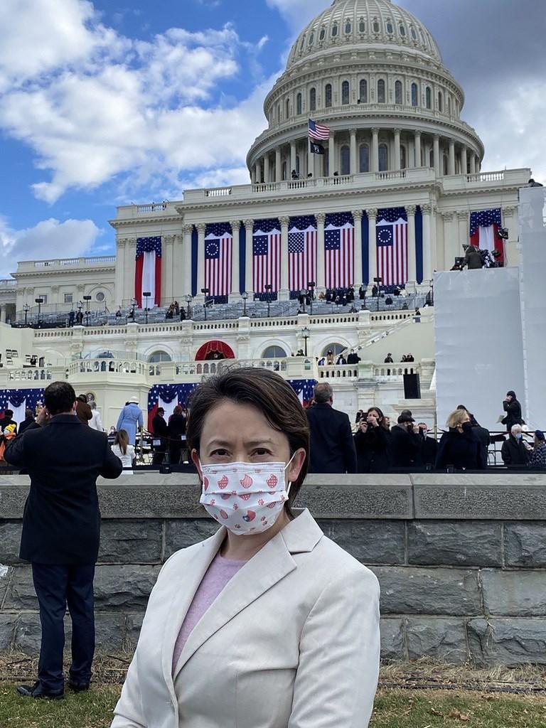 Photo courtesy of the Taipei Economic and Cultural Representative Office (TECRO) in the U.S.