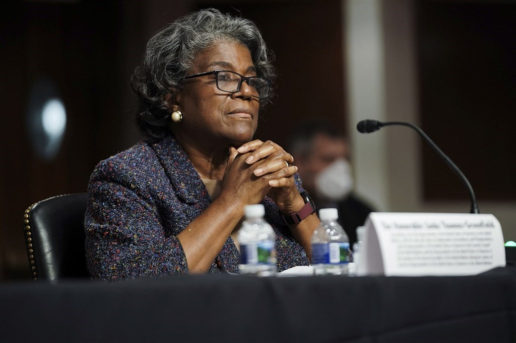 Linda Thomas-Greenfield / Photo by the Associated Press