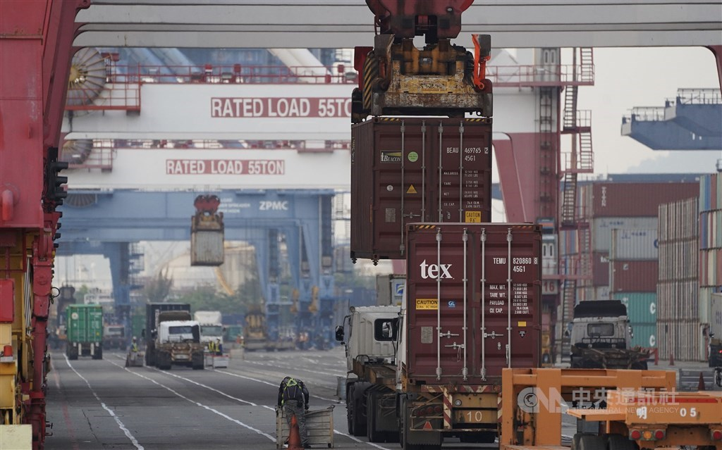 Strong overseas demands have been considered as the main drive behind the growth. CNA photo Jan. 29, 2021