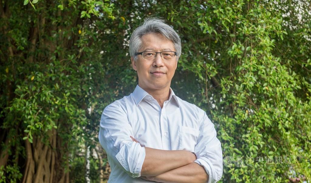Academia Sinica President James Liao (photo courtesy of Academia Sinica)