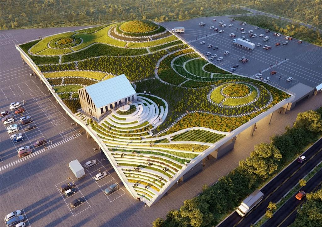 Photo courtesy of the Dutch architectural firm MVRDV