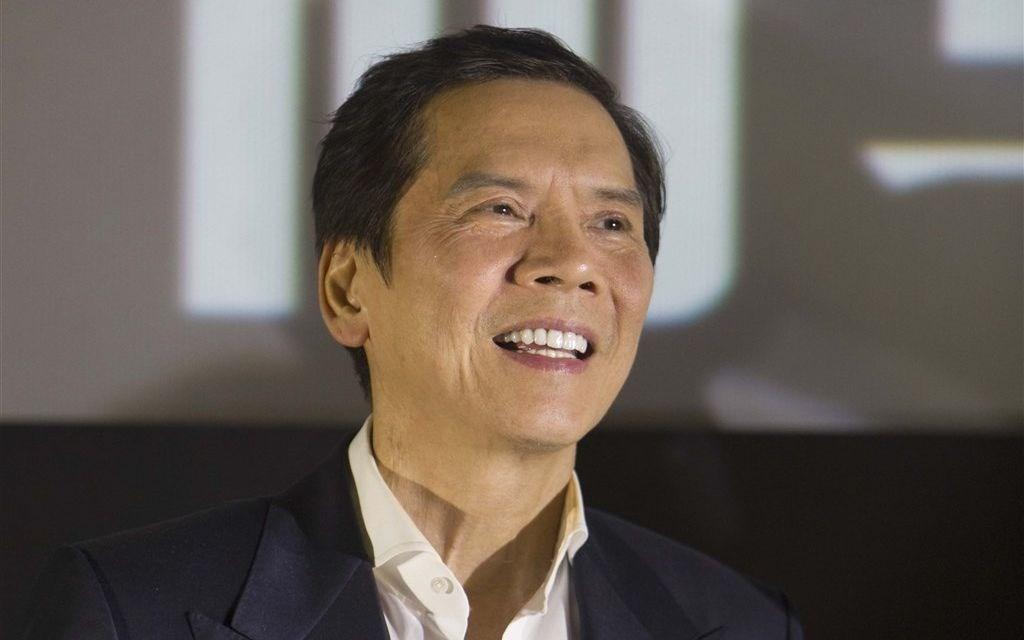 Charles Heung. Photo courtesy of China News Service