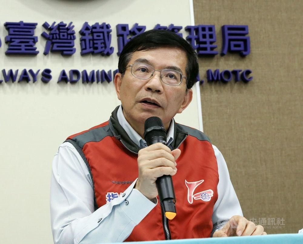 Deputy Transport Minister Wang Kwo-tsai (王國材). CNA photo April 3, 2021