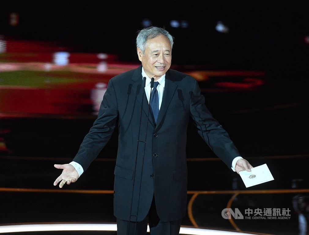 Ang Lee. CNA file photo